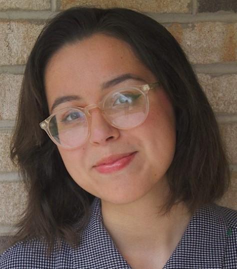 Portrait of Jenelle Dulack